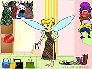 Tinkerbell Dress up 3
