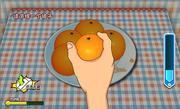 Pinch Orange