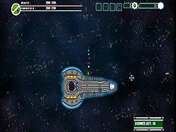 Deep Space Barrage