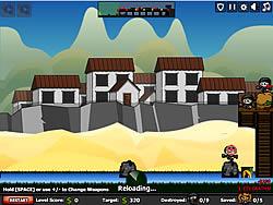 City Siege - Sniper