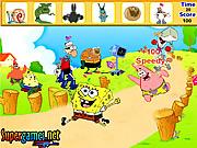 SpongeBob Hidden Object