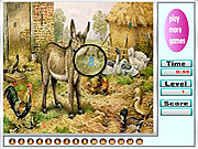 Big Farm Animals Hidden Numbers
