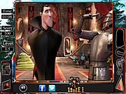 Hotel Transylvania - Hidden Objects