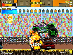 Monster Truck Zombies