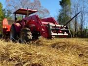 Switchgrass Biomass Feedstock B-Roll
