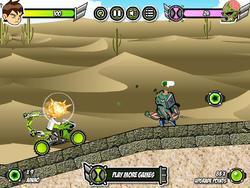 Ben 10 Alien Zombie Shot