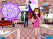 Fashion Designer Girl