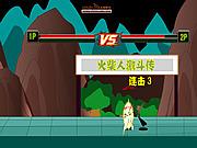 Match Man Dogfight Story