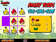 Angry Birds Tic-Tac-Toe