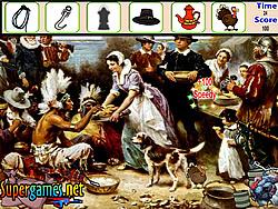 Thanksgiving Hidden Object