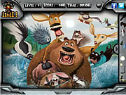 Open Season - Hidden Objects