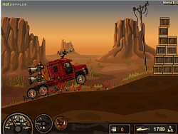 Earn To Die V1 Game - Play online at Y8.com