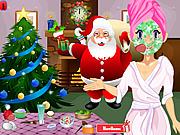 Christmas Sara Make up