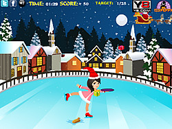 Christmas Skating Collector