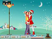 Christmas Treat Kiss