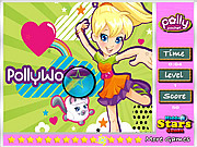 Polly Pocket Hidden Stars