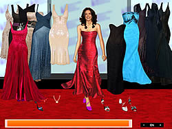 Catherine Zeta-Jones Dress up