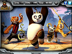 Kung Fu Panda 2 - Hidden Objects