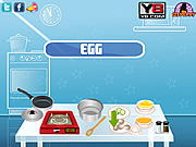 Zucchini and Egg