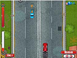Crazy Trucker Rush
