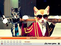 Kitties Hidden Numbers