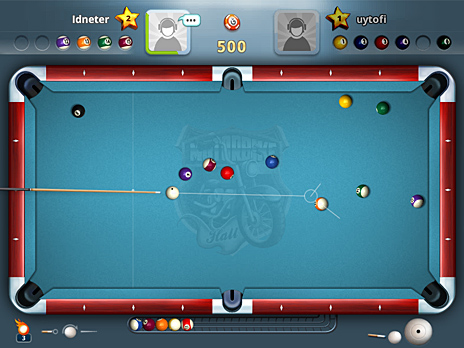 Pool Live Pro Game - Play online at Y8.com