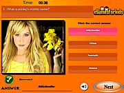 Ashley Tisdale Quiz