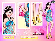 It Girl-Dress Up Like Barbie