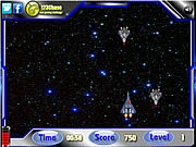 Spaceship Battle