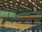 University Competition in Wheelchair Basketball