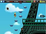 Naruto Tower Jump