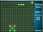 Blinking Blocks