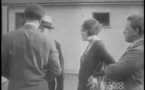 Home Movies of Emigre Film Stars in Hollywood 1928