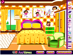 Dora Fan Room Decoration
