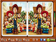 Toy Story - Spot the Difference