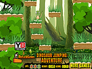 Dinosaur Jumping Adventure