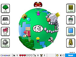 how to play grow island in y8