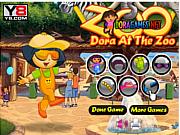 Dora At The Zoo