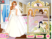 Barbie Wedding Dressup