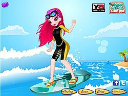 Surfing Weekend Dressup