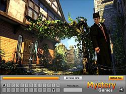 Sherlock Holmes: Finds Hidden Letters