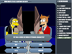 Cartoon Trivia