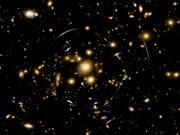 Animation of Gravitational Lensing