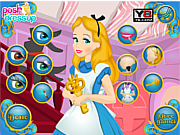 Alice In Wonderland Makeover
