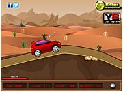 Desert drive game