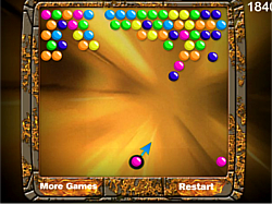 Redakai Bubble Shooter