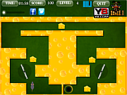 Cheese Thief game