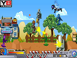 Armor Hero Big Rescue 2