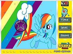 Rainbow Dash Hidden Stars