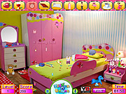 Kids Room Hidden Objects